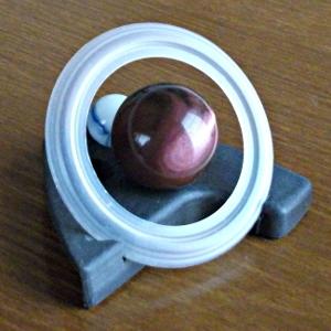 土星おもちゃ・別角度から撮影